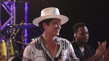 Bruno Mars produira une comédie familiale incorporant des éléments musicaux pour la chaîne NBC