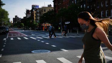 New York est l'épicentre de la pandémie aux USA.