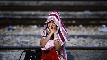 Un quart des demandeurs d'asile, en Belgique, sont des femmes.