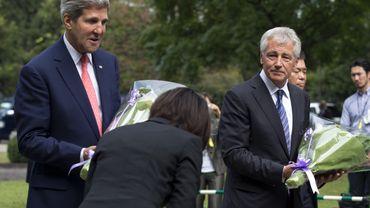 Japon: Kerry évite le Yasukuni pour honorer les morts durant la guerre
