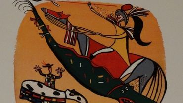 """couverture du livre""""Le voyage en Oïlie"""" dessinée par Gabriel lefebvre"""