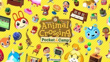 Loot Boxes : Nintendo confirme l'arrêt d'Animal Crossing Pocket Camp en Belgique
