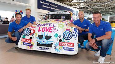 Tom Boonen participera aux 25 Heures VW Fun Cup en juillet