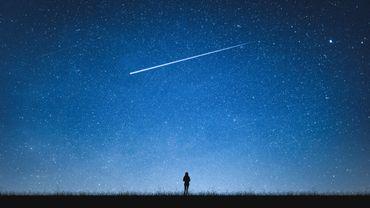 Des étoiles filantes dans le ciel belge la semaine prochaine
