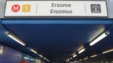 Pas de métro entre Veeweyde et Erasme le weekend du 19 et 20 octobre
