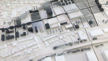 Une maquette, montrée pour la première fois au Mipim en mars dernier, permet de visualiser le futur des Acec