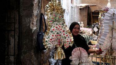 """Les fabricants de bonbons artisanaux s'activent pour le """"Mouled"""", jour férié marquant le 9 novembre l'anniversaire du Prophète."""