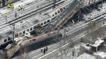 Ce 15 février, cela fera six ans que deux trains sont entrés en collision à Buizingen.  19 personnes sont décédées, plus de 125 ont été blessées à des degrés divers.