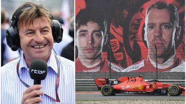 Alerte rouge chez Ferrari