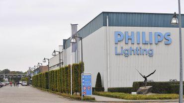 Le site Philips de Turnhout en Belgique