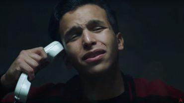 Capture d'écran du clip Amigo, Soufiane Eddyani.