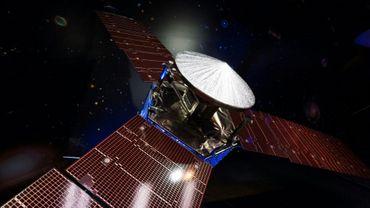 Juno, une mission de 1,1 milliard de dollars, doit rester une vingtaine de mois autour de Jupiter.