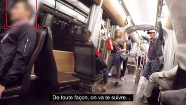 Une femme agressée dans le tram à Bruxelles: comment les hommes vont-ils réagir?