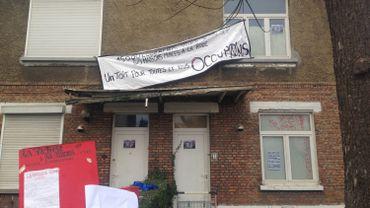Les deux maisons du Foyer anderlechtois squattées depuis trois semaines