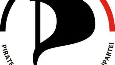 Le logo du parti Pirate belge