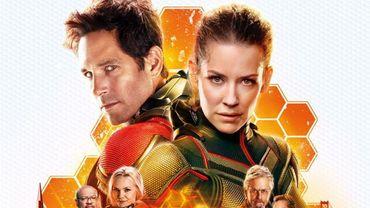 """""""Ant-Man et La Guêpe"""" avec Paul Rudd et Evangeline Lilly sortira le 18 juillet en Belgique."""