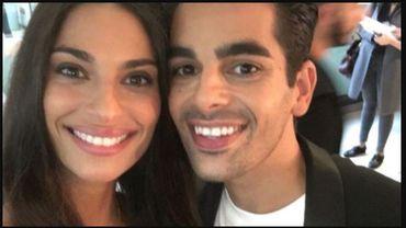 Tatiana Silva (ici avec son partenaire Christophe Licata) est en finale de Danse avec les Stars saison 8