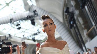 """Après 16 années à Las Vegas, la star québécoise Céline Dion revient dans sa province natale pour présenter mercredi à Québec son nouveau concert """"Courage"""","""