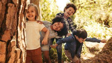 La nature rendrait nos enfants plus intelligents.