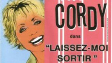 Archives : Annie Cordy dans Laissez-moi sortir
