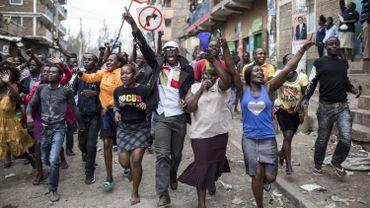 A l'inverse des résultats officiel, Raila Odinga a été proclamé vainqueur de la présidentielle par son propre  camp.  Ce qui fait craindre des violences ethniques comme il y en a eu voici 10 ans.