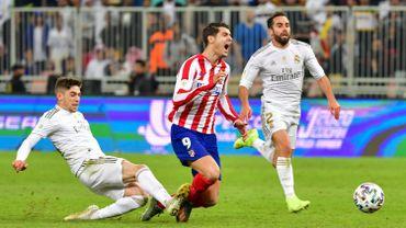 Federico Valverde suspendu un match après sa carte rouge qui a sauvé le Real