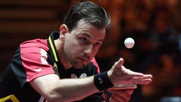 Timo Boll va devenir le N.1 mondial le plus vieux de l'histoire du tennis de table