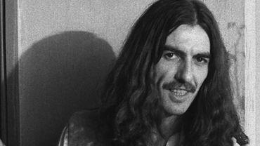 George Harrison en 1972