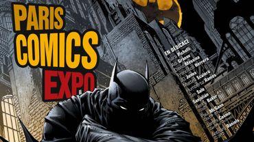 Paris Comics Expo se tiendra du 22 au 23 novembre