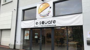 L'e-square de Marche-en-Famenne