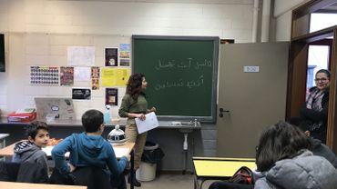 300 élèves suivent chaque semaine les cours de langue arabe classique dans 4 écoles bruxelloises