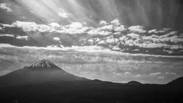 Au nord ouest du Fuji Yama, le bois de Aokigahara, connu pour ses suicides