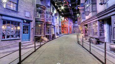 """Explorer le """"Chemin de Traverse"""" de Harry Potter sur Google Street View"""