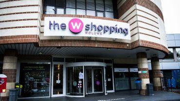 Le Woluwe Shopping Center n'a attiré que 6,5 millions de visiteurs en 2016.