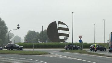 Le rond-point de la planche à voile (N4-N25) sera supprimé et remplacé par un nouvel échangeur qui devrait fluidifier le trafic.