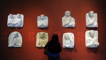 Le Musée de l'Ermitage dispose déjà d'une salle dédiée à Palmyre