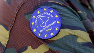 Le logo de l'EUTM-Mali