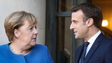 Les tensions dans le couple franco-allemand s'accroissent.