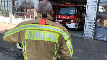 Les pompiers de Dinant inquiets quant à une réorganisation de la zone Dinaphi