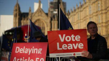 Brexit: le suspens perdure