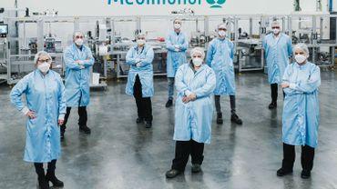 Après les cartes, Cartamundi se lance dans la production de masques FFP2 à Turnhout pour répondre au besoin belge