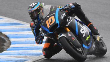 Deuxième victoire de suite pour Luca Marini
