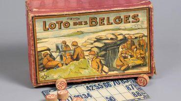 """""""Jouets belges de la Grande Guerre"""" : une exposition vraiment peu commune à Wavre..."""