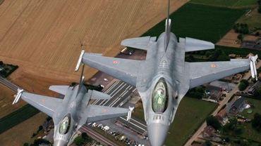 Le nouveau bataillon Istar pourra notamment bénéficier des équipements embarqués sur les F-16 de la composante Air