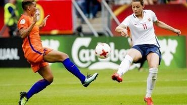 Euro de football féminin 2017 - Les Pays-Bas battent la Norvège par le plus petit écart en ouverture