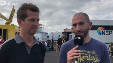 "Rik Verbrugghe: ""Gros carton rouge pour Astana"""