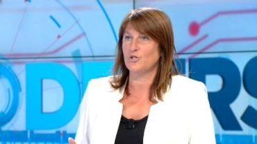 Jacqueline Galant veut un accord sur le service minimum à la SNCB d'ici fin 2015