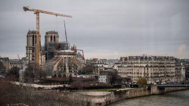 """Incendie à Notre-Dame de Paris: """"Pas d'élément nouveau"""" accréditant la piste criminelle, selon le parquet"""