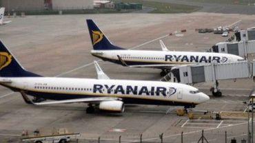 Vols annulés chez Ryanair: hausse du trafic en septembre malgré les annulations