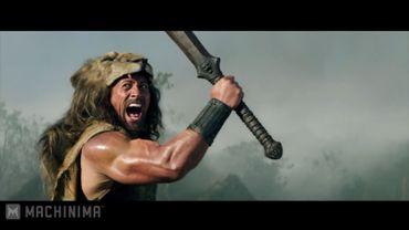 "Dwayne Johnson alias The Rock mènera la bataille dans ""Hercules"""